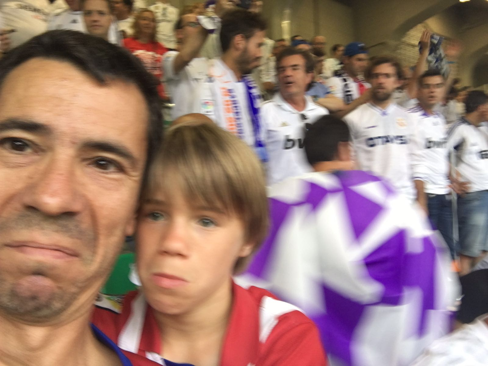 champions entre madridistas
