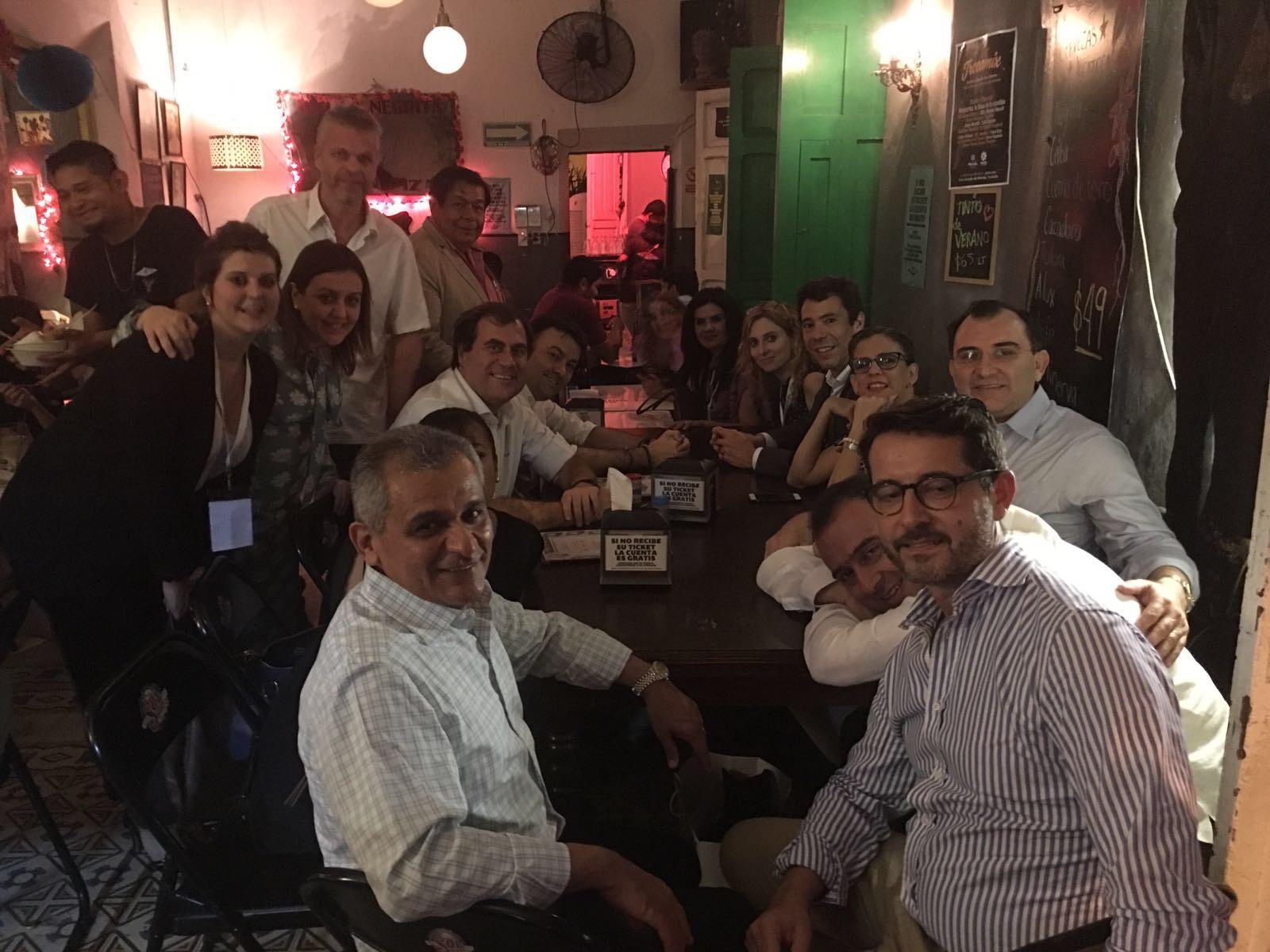 Foro Desvestidos Yucatán Mérida